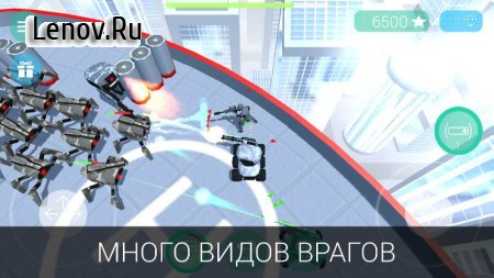 CyberSphere: SciFi Third Person Shooter v 2.0.6 (Mod Money/Free Shopping)