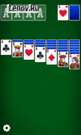 Solitaire Epic (обновлено v 1.0.8) Мод (All Unlocked)