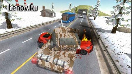 Tank Traffic Racer v 1.4 (Mod Money)