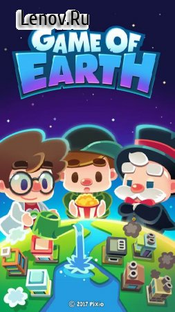 Game Of Earth v 1.3.5 Мод (Unlimited Treasury/Unlimited Population/No Carbon Eruption Or Emission)