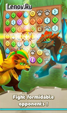 Lemuria Bay v 1.5.7 Мод (Unlimited Crystals/Coins/Food/Energy & More)