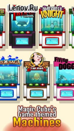 Pocket Claw v 1.12 (Mod Money)