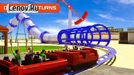 Roller Coaster Simulator Pro v 1.5.40 Мод (Unlocked)