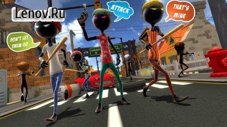 Shadow Gangster War v 1.5 Мод (много денег)
