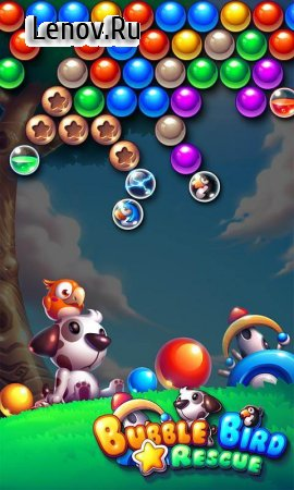 Bubble Bird Rescue (обновлено v 1.6.1) (Mod Money/Unlocked)