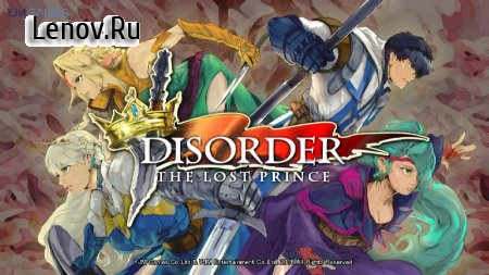 Disorder: The Lost Prince v 1.0.25875 (God Mode/1 Hit/Unlimited Skill)