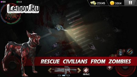 Zombie Shoot: Pandemic Survivor v 1.1.5 Мод (Infinite money/coin​)
