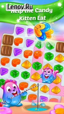 Gummy Paradise v 0.0.6 Мод (Unlimited Lives/Moves)