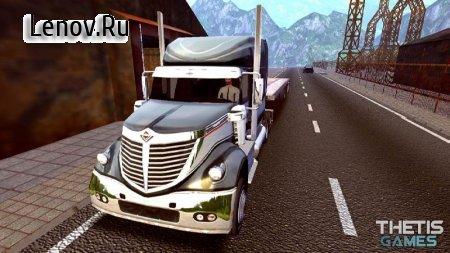 Truck Simulator Europe 2 v 0.36 Мод (много денег)