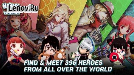 Heroes of Tomorrow v 1.1.19 (God Mode/1 Hit)