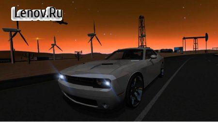 Muscle Car Challenger (обновлено v 2.2)