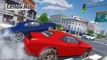 Muscle Car Challenger (обновлено v 2.2)