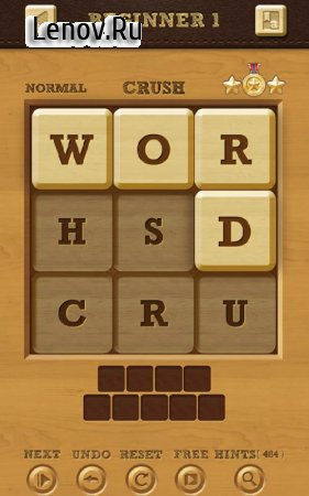 Words Crush: Hidden Words! (обновлено v 2.3.16) (Mod Hints/Unlocked)