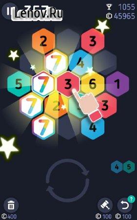 Make7! Hexa Puzzle v 1.4.5 (Mod Money/Unlocked)