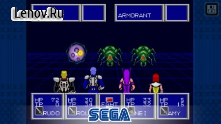 Phantasy Star II Classic (обновлено v 1.1.0) Мод (Unlocked)