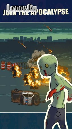 Dead Ahead: Zombie Warfare v 2.7.7 Мод (Water/Gasoline increases/Free Shopping)