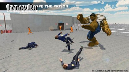 Monster Superhero Prison War v 1.0.1