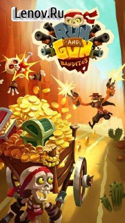 Run & Gun: BANDITOS (Шеметные гонки : БАНДИТОС) v 1.3 (Mod Money/Unlocked)