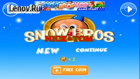 Snow Bros v 2.0.7 (Mod Money)