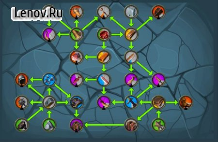 Crafting Idle Clicker v 4.1.9 (Mod Money)