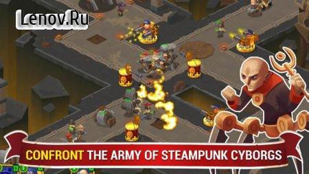Steampunk Syndicate 2 (обновлено v 1.2.72) (Mod Money)