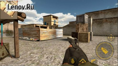 Yalghaar: Counter Terrorist Shoot - Action FPS v 3.2.1 (Mod Money)