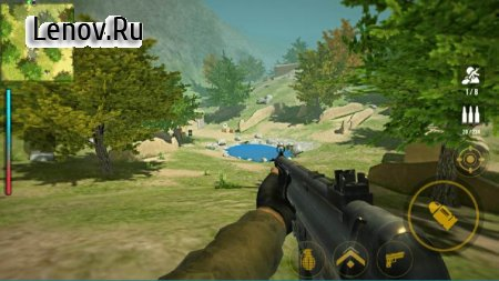 Yalghaar: Counter Terrorist Shoot - Action FPS v 3.4 (Mod Money/Medals)