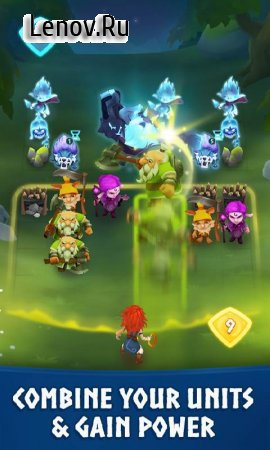 Legend of Solgard v 1.6.2 Мод (Lots of energy)