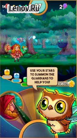 Run Lucky! A Fairy Tale Star v 1.0 Мод (Unlimited Stars/Spins/Pets Unlocked)