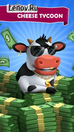 Tiny Cow v 1.9.0 Мод (Unlimited Generating Coins/sec & More)