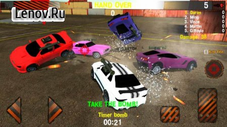 Crash Day : Derby Simulator Pro v 1.0 (Full)