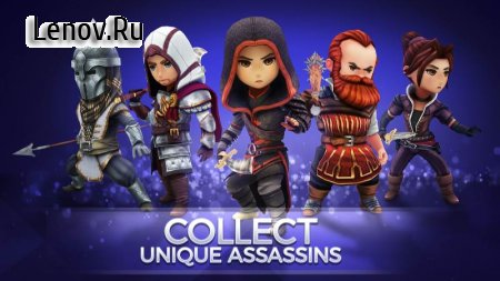 Assassin's Creed Rebellion v 2.9.2 Мод (x100 DMG/DEF)