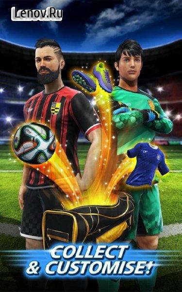 Football Strike Multiplayer Soccer V 1 12 0 Mod Mnogo Deneg