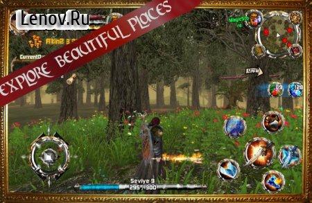 Crimson Warden: Clash of Kingdom Open World 3D RPG v 0.06 (Mod Money)