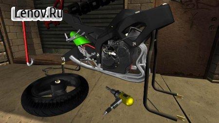 Fix My Motorcycle: 3D Mechanic v 1.14 (Full)