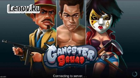 Gangster Squad - Origins v 1.6 Мод (Unlimited Coins/Cash)