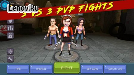 Gangster Squad - Origins v 2.0.3 Мод (Unlimited Coins/Cash)