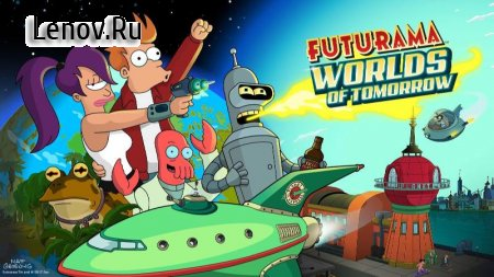 Futurama: Worlds of Tomorrow v 1.6.6 Мод (Free Store/Supplies/Decorations/Buildings/Action Skipping)