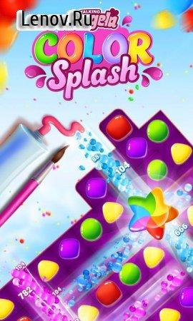 Talking Angela Color Splash v 1.0.4.53 (Mod Money)