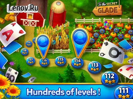 Solitaire - Grand Harvest - Tripeaks v 1.48.0 (Mod Money)