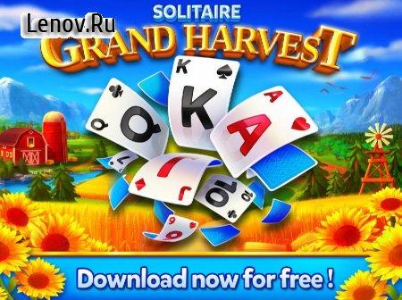 Solitaire - Grand Harvest - Tripeaks v 1.42.0 (Mod Money)