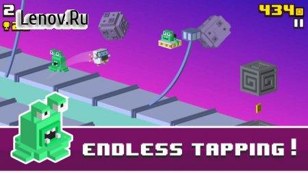 Monkey Rope - Endless Jumper v 1.0.3 Мод (Unlocked/ads-free)