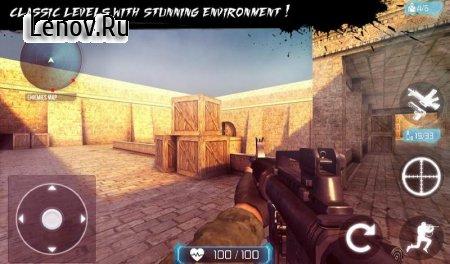 Counter Terrorist 2-Gun Strike v 1.05 Мод (Infinite Coins/Ammo)
