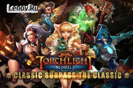 Torchlight: The Legend Continues (обновлено v 1.61) (God Mode/High Attack)