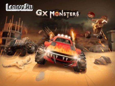 GX Monsters v 1.0.29 (Mod Money)
