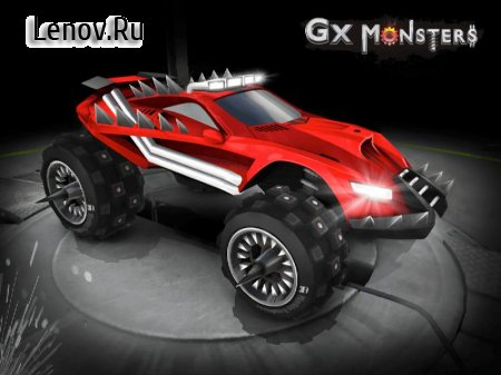 GX Monsters v 1.0.29 (Mod Money)
