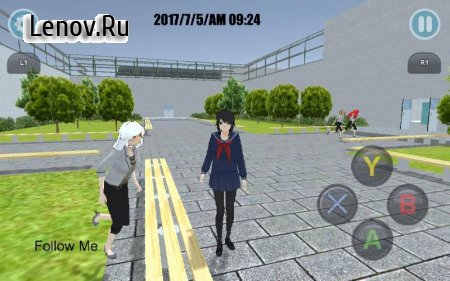 High School Simulator 2018 v 62.0 Мод (Unlocked)