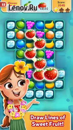 Tropical Twist v 1.17.12.15878 Мод (Unlimited Coins/Gems)