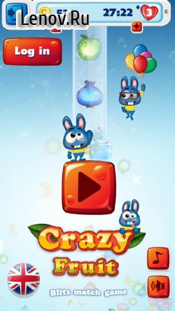 Fruit Pop Match 3 Puzzle Games v 2.0 Мод (infinite Coins)