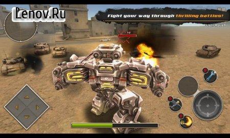 Mech Legion: Age of Robots v 2.71 (Mod Money/Unlocked)